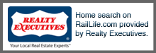 search for homes on RailLife.com