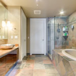 Bridgeview 203 master bathroom