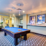 Hayden Ferry Billiards room