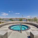 Hayden Ferry hot tub