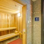 Hayden Ferry sauna