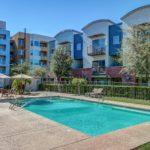 525 Town Lake Condominiums pool