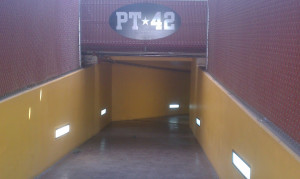 Tillman Tunnel at ASU