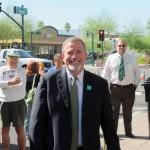 Steve Banta - former Metro CEO