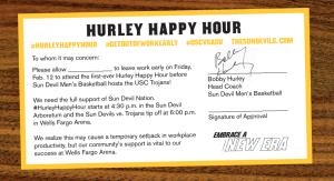 Hurley Happy Hour